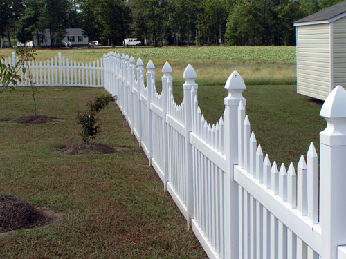Quot Fence Raleigh Quot Vinyl Pvc Plastic Fencing Company North