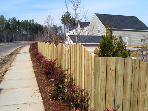 true privacy fence